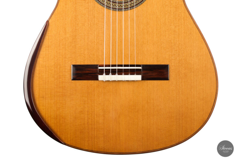 Classical guitar Jean Noel Leberton 2021 6