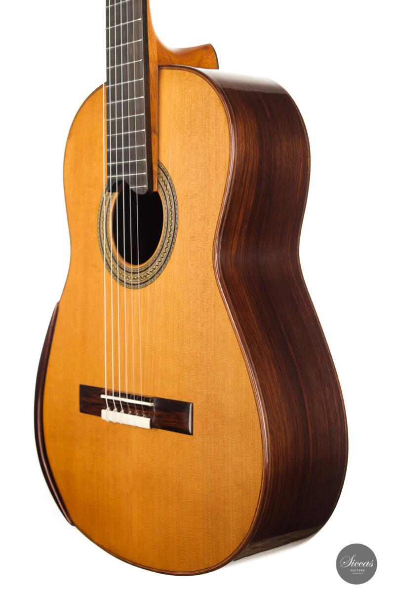Classical guitar Jean Noel Leberton 2021 7