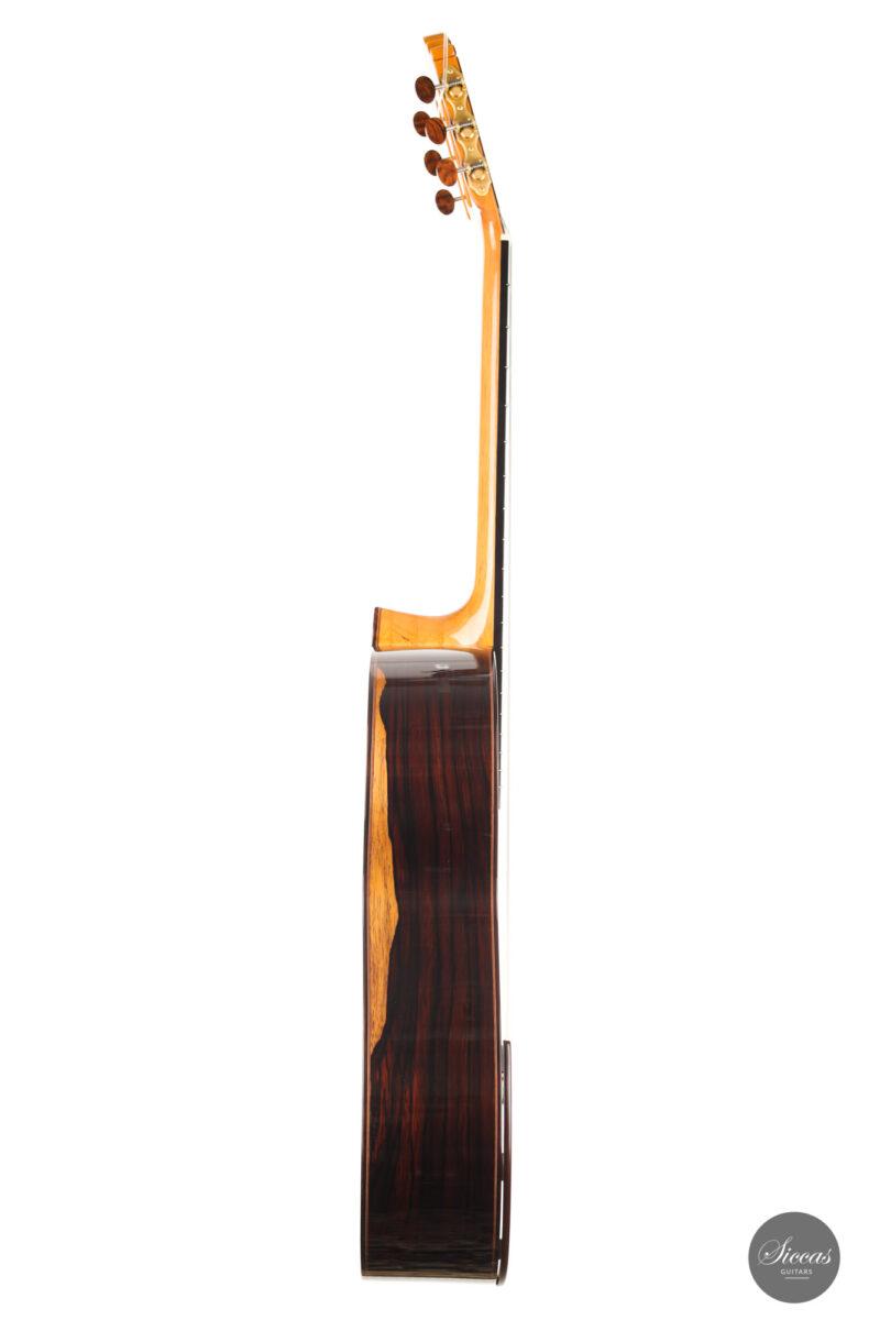 Classical guitar Vicente Carrillo Doubletop 2021 12
