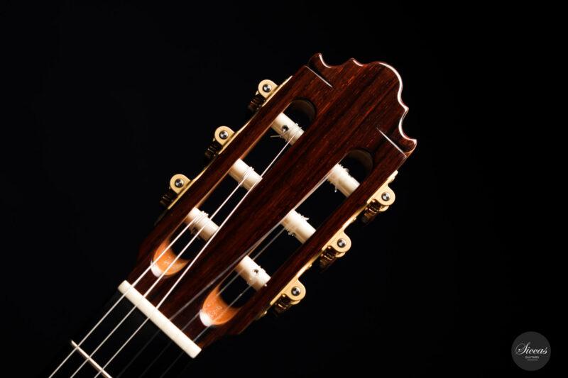 Classical guitar Vicente Carrillo Doubletop 2021 16