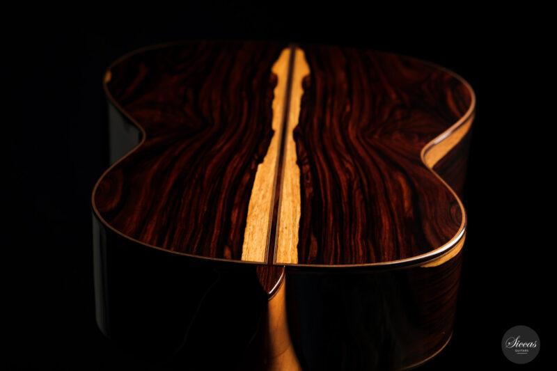 Classical guitar Vicente Carrillo Doubletop 2021 19