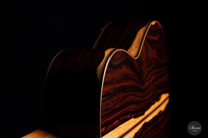 Classical guitar Vicente Carrillo Doubletop 2021 20