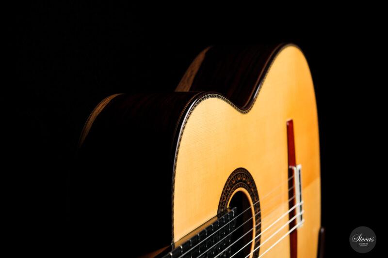 Classical guitar Vicente Carrillo Doubletop 2021 21