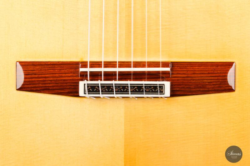 Classical guitar Vicente Carrillo Doubletop 2021 5