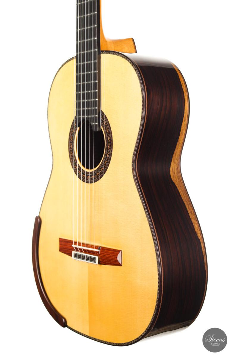 Classical guitar Vicente Carrillo Doubletop 2021 7
