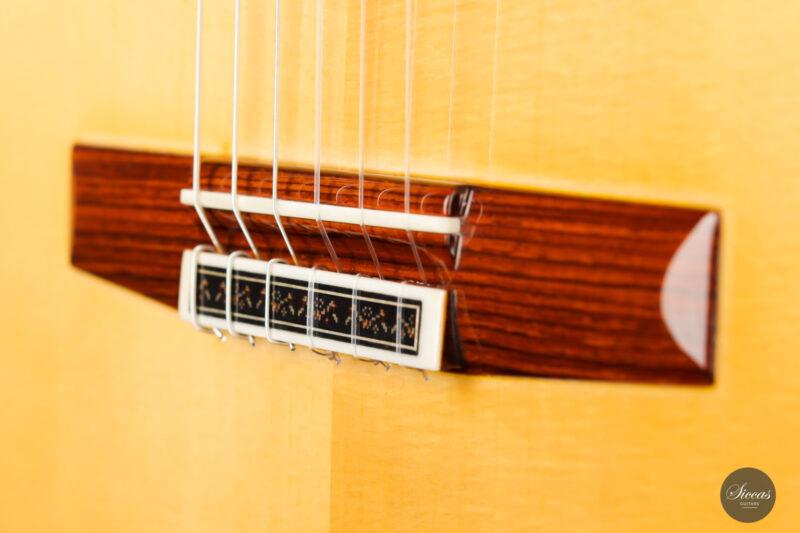 Classical guitar Vicente Carrillo Doubletop 2021 8