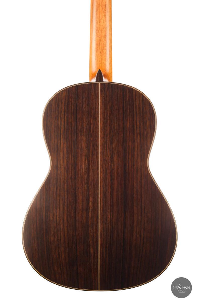 Classical guitar Vicente Carrillo Estudio Cedar 2021 10