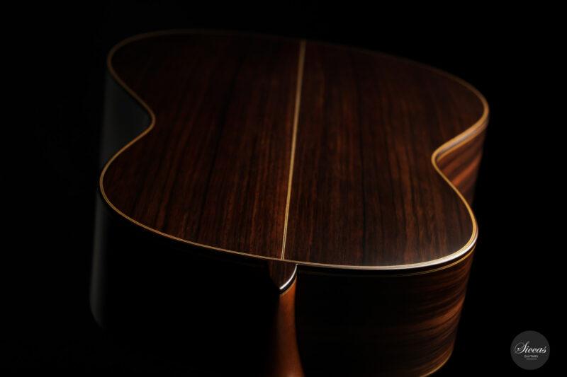 Classical guitar Vicente Carrillo Estudio Cedar 2021 17