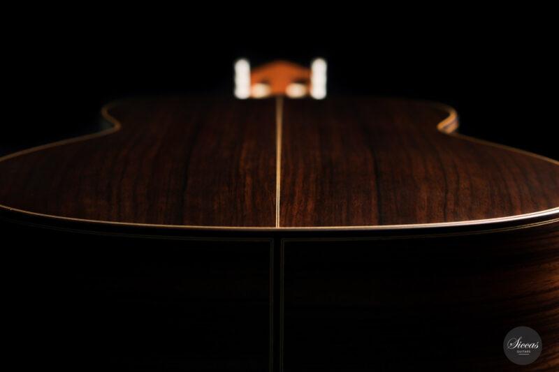 Classical guitar Vicente Carrillo Estudio Cedar 2021 20