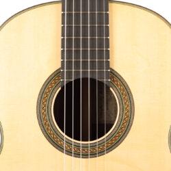 Classical guitar Wolfgang Jellingahus Segovia 2021 3
