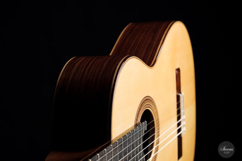 Classical guitar Jesus Bellido 2021 22