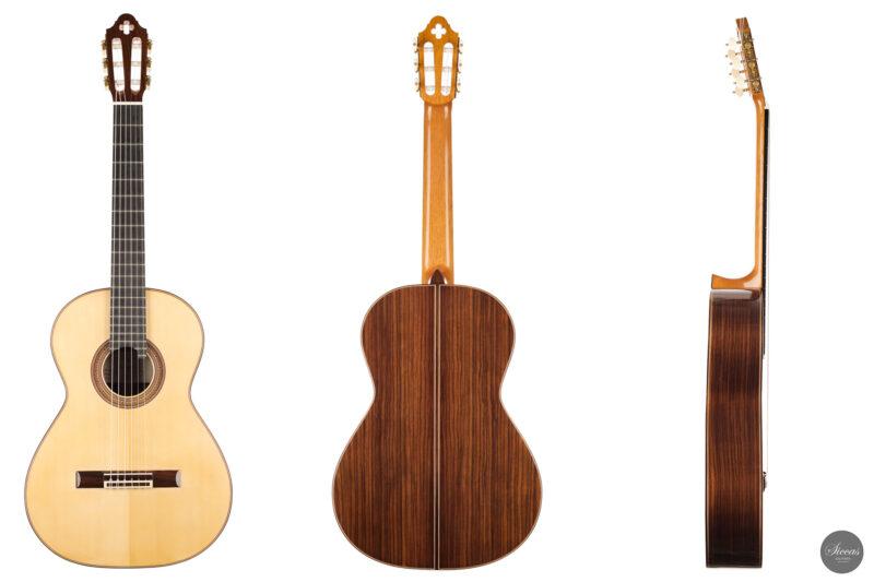 Classical guitar Jesus Bellido 2021 24