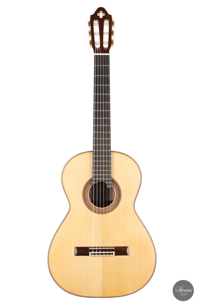 Classical guitar Jesus Bellido 2021 4