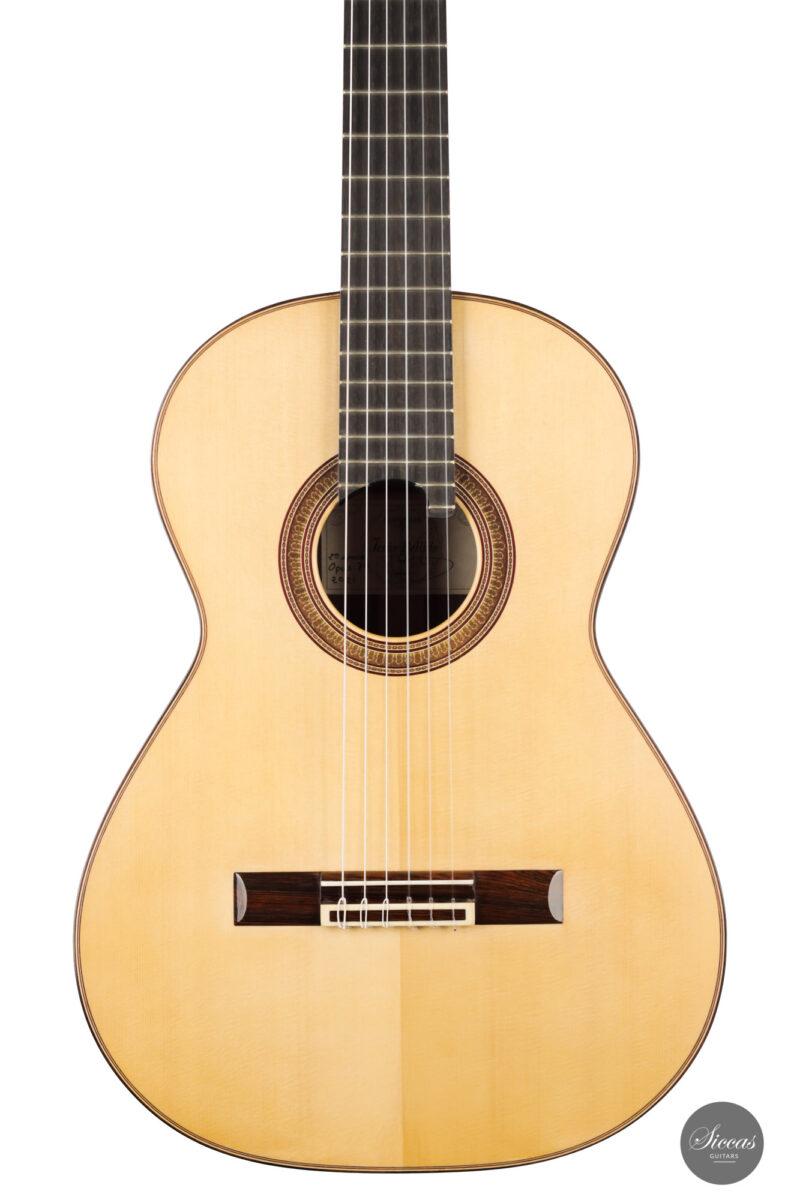 Classical guitar Jesus Bellido 2021 5