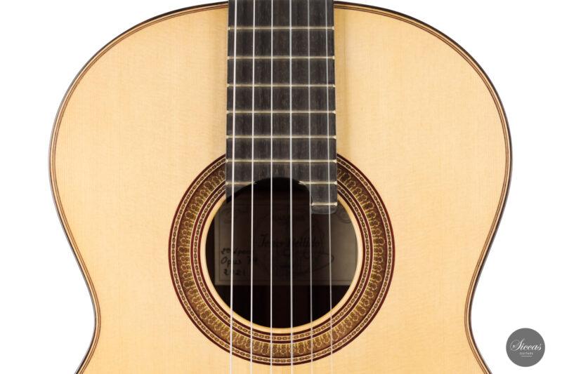 Classical guitar Jesus Bellido 2021 6