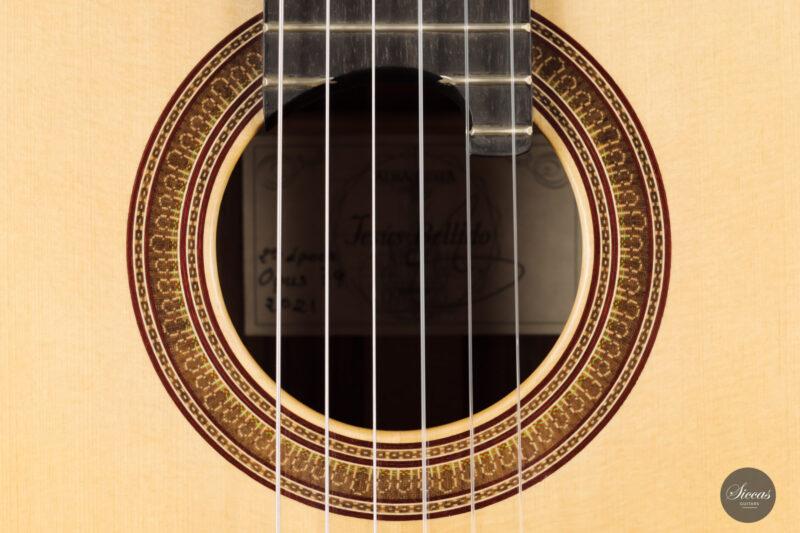 Classical guitar Jesus Bellido 2021 7