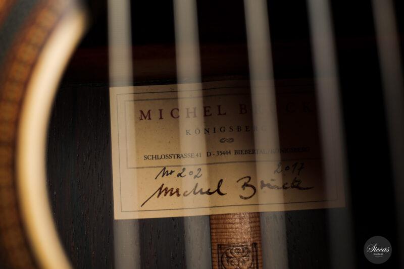 Classical guitar Michel Brück 2017 13