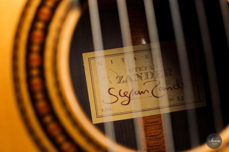 Classical guitar Stefan Zander 2015 1