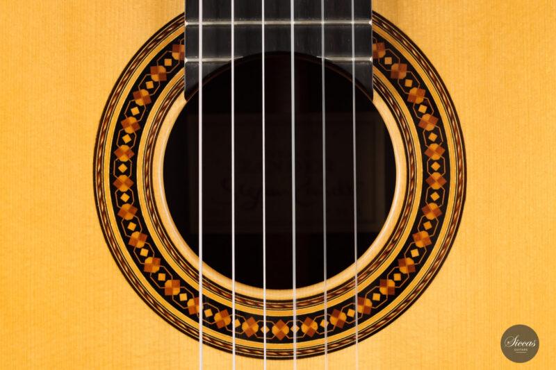 Classical guitar Stefan Zander 2015 16