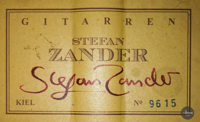 Classical guitar Stefan Zander 2015 25
