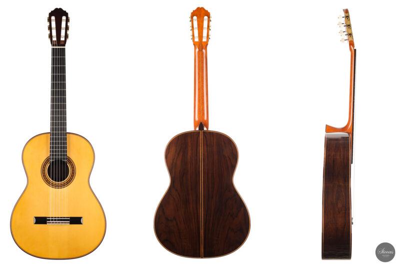 Classical guitar Stefan Zander 2015 27