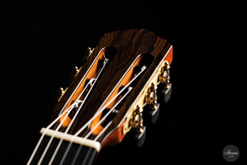 Classical guitar Wolfgang Jellinghaus Segovia Spruce Maple 2015 13