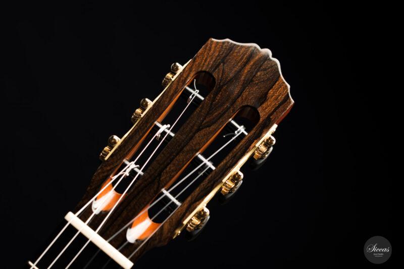 Classical guitar Wolfgang Jellinghaus Segovia Spruce Maple 2015 14