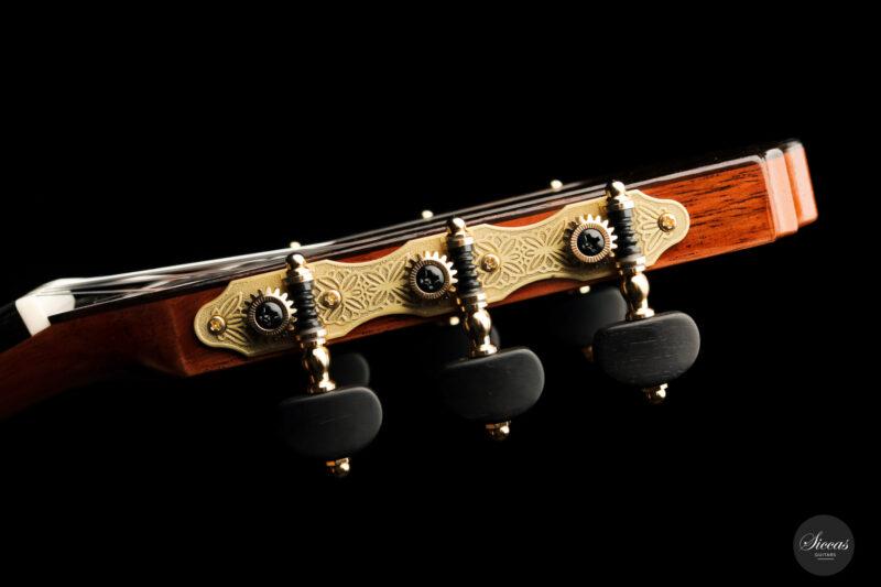 Classical guitar Wolfgang Jellinghaus Segovia Spruce Maple 2015 15