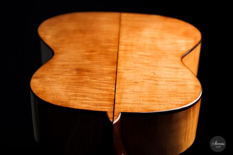 Classical guitar Wolfgang Jellinghaus Segovia Spruce Maple 2015 17