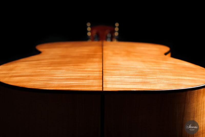 Classical guitar Wolfgang Jellinghaus Segovia Spruce Maple 2015 20