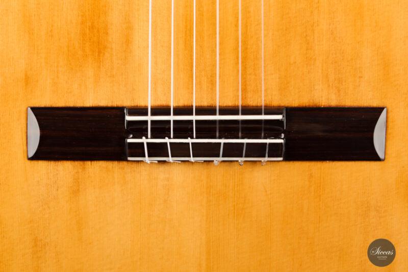Classical guitar Wolfgang Jellinghaus Segovia Spruce Maple 2015 5